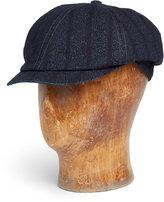 Ralph Lauren Indigo-dyed Newsboy Cap