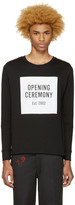 Opening Ceremony Black Box Logo T-Shirt