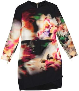 Elie Saab Multicolour Viscose Dresses