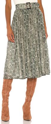 Song of Style Phoebe Midi Skirt