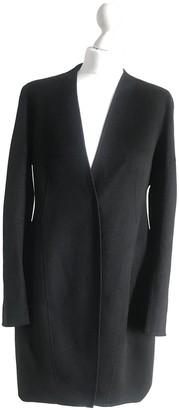 Donna Karan Black Cashmere Coat for Women