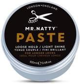 Mens Mr Natty Hair Paste 100ml - No Colour