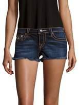 True Religion Whiskered Shorts