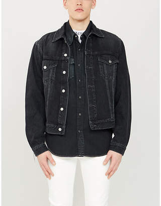 Acne Studios 2001 slim-fit denim shirt