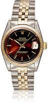 Vintage Watch Women's Vintage Oyster Perpetual Midsize Watch-BROWN