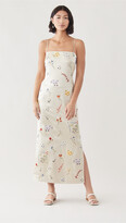 Thumbnail for your product : Tory Burch Embroidered Sheath Dress