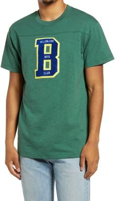 Billionaire Boys Club Men's Patched Slub T-Shirt
