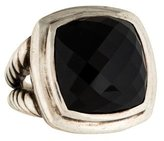 David Yurman Albion Onyx Ring