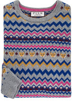 Thomas Pink Percy Fairisle Jumper