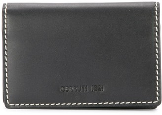Cerruti Contrast Stitch Cardholder