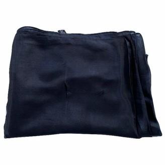 Karianne'S Secret Extra large 100% pure Paj Silk scarf shawl 110x200cm in 15 vibrant colours (Black)