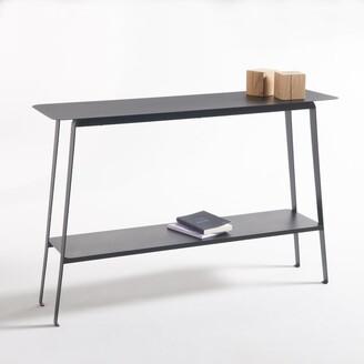 La Redoute La Hiba Steel Console Table