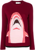 Coach shark sweater