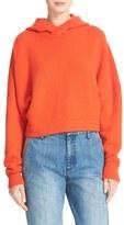 Tibi Women's Cashmere Hoodie Sweatshirt