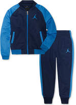 Jordan 2-Pc. Activewear Jacket and Pants Set, Little Boys (4-7)