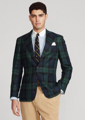 Ralph Lauren The RL67 Tartan Linen Jacket