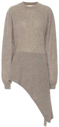 KHAITE Esme stretch cashmere sweater