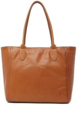 Frye Olivia Leather Tote Bag