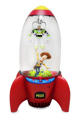 Disney Toy Story 25th Anniversary Light Up Snowglobe Limited Edition