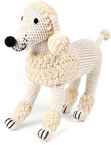 Anne Claire Crochet Poodle - Natural