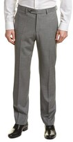 Brooks Brothers Explorer Regent Slim Fit Wool-blend Pant.