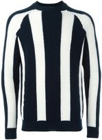 Sunnei striped jumper - men - Merino - L