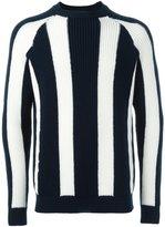 Sunnei striped jumper - men - Merino - S