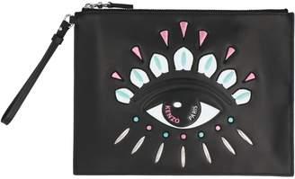 Kenzo Kontact Eye Clutch Bag