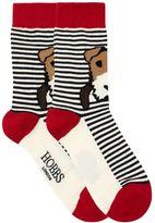 Hobbs Bailey Dog Stripe Sock