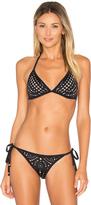 Pilyq Laser Tri Bikini Top