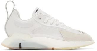Y-3 White Orisan Sneakers