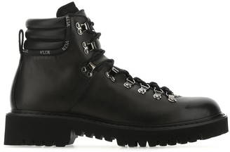 Valentino VLTN Lace-Up Hiking Boots