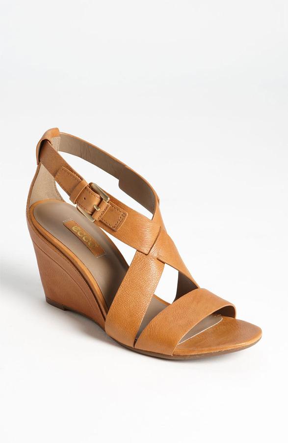 Ecco 'Ossima' Wedge Sandal