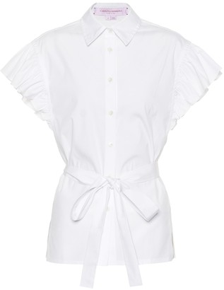 Carolina Herrera Cotton blouse