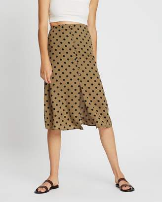All About Eve Dotti Midi Skirt