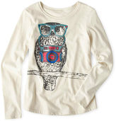 Arizona Long-Sleeve Graphic Tee - Girls 6-16 Plus
