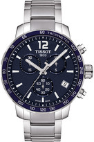 Tissot T095.417.11.047.00 Quickster stainless steel watch