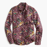 J.Crew Collection Drake's® for perfect shirt in Bird of Paradise