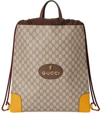 Gucci Neo Vintage drawstring backpack