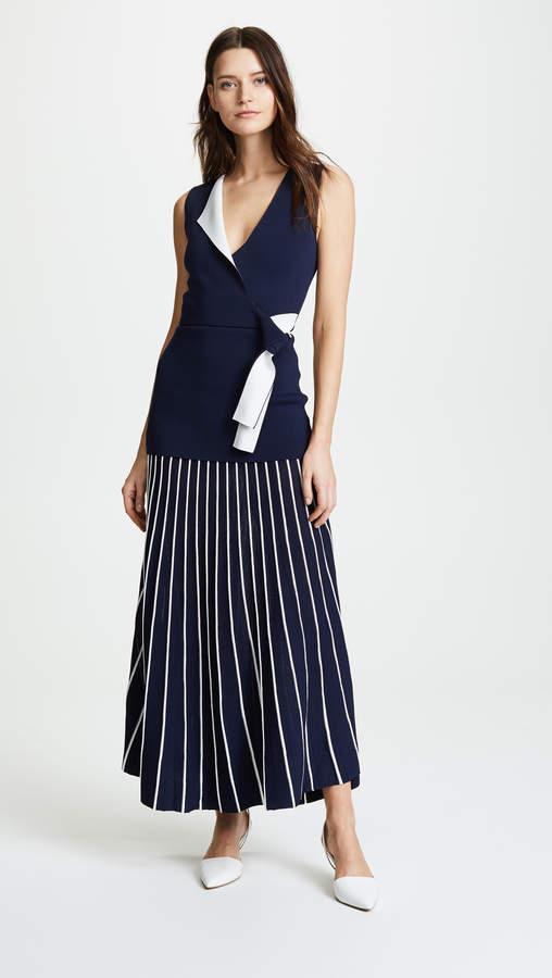 Dion Lee Density Pleat Dress
