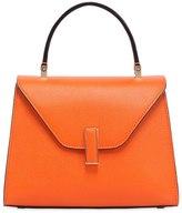 Valextra Mini Iside Leather Top Handle Bag