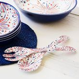 Sur La Table Fireworks Melamine Servers, Set of 2