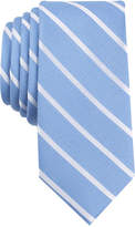 Bar III Men's Cashel Stripe Slim Tie, Only at Macy's