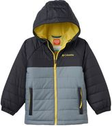Columbia Boys 4-7 Insulated Thermal Coil Hooded Puffer Jacket