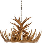 Eichholtz Highlands Horn Chandelier Natural