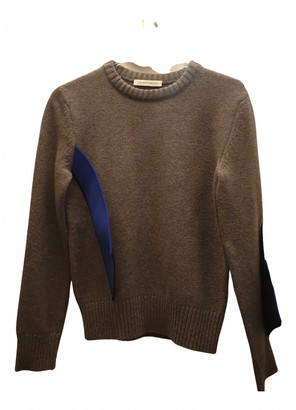 J.W.Anderson Grey Wool Knitwear