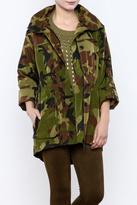Anorak Camo Anorak Jacket