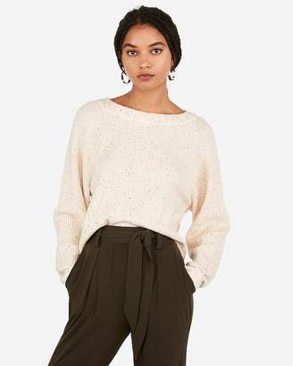 Express Sequin Sweater