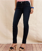 Tommy Hilfiger Jeans, Classic Skinny-Leg Ankle-Length, Ruby Authentic Wash