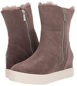 J/Slides Winnie (Taupe WP Suede 2) Women's Shoes